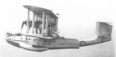 Blackburn R.B.3A Perth (1933) patrol aircraft