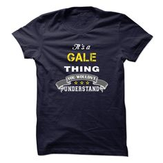 (Top Tshirt Seliing) GALE Understand thing [Tshirt Best Selling] Hoodies