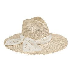 7de8153e4e2530 Women's San Diego Hat Company Palm Fiber Fedora with Eyelet Scarf Trim  SPS1003 Hats