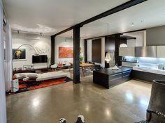 Exquisite contemporary loft design in Queensland