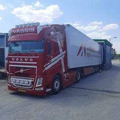 Volvo Trucks, Anna, Europe, Vehicles, Instagram, Car, Vehicle, Tools