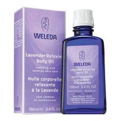 Weleda Lavender Body Oil #beauty #skincare #giftidea #holiday #christmas