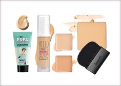 Benefit Cosmetics - how to look the best at everything - light #benefituk