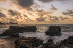 #Sandy #Beach #Sunrise 8 #Oahu #Hawaii. Starting at $27. #travel #photography #travelphotography #photo #picsart #nikon #nature #sun