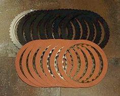 POWERPACK ALLISON 1000, 2000 SERIES C2 CLUTCH, RED 06+