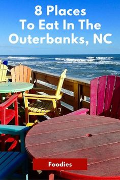 The Outer Banks of North Carolina might not be known as a culinary destination yet but it should be. The OBX, as it is known by the locals, is more than just beaches with roadside seafood shacks. Outer Banks North Carolina, Outer Banks Nc, Outer Banks Vacation, Corolla Outer Banks, Duck North Carolina, Kitty Hawk North Carolina, Elizabeth City North Carolina, Corolla North Carolina, Carolina Usa