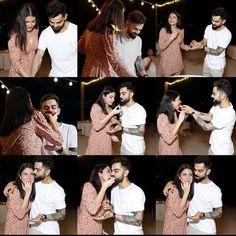 Virat Kohli And Anushka, Anushka Sharma, Best Couple, Celebrity Couples, Cricket, Celebrities, Movies, Movie Posters, Celebs