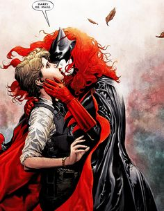 """""""Marry me, Mags."""" (Batwoman #17)"""