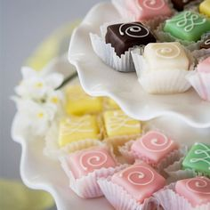 Signature Petit Fours by Beau-coup