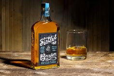New Fistful of Bourbon - Will be available come September. The bourbon is a blend of straight whiskeys from around North America.