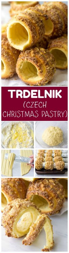Are you looking for fancy dessert recipes? Try Homemade Trdelnik. It's a traditional Czech walnut-cinnamon pastry that is crispy and delicious. Trdelnik is one of the most popular holiday dessert recipes in Prague. Follow my step-by-step instructions to make Trdelnik at home.