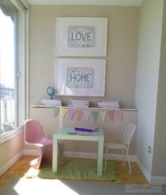 rincon clara en blogholamama-1 Baby Bedroom, Love Home, Balcony, Terrace, Kids Room, Sweet Home, Nursery, Children, Furniture