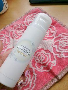今お使いの美容液吸収率を最大限にアップさせる、粉雪のような洗顔パウダー