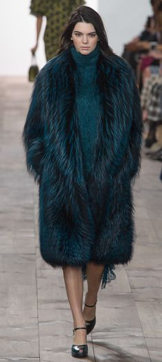 Michael Kors rtw fall 2015