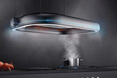 UFO or Range Hood? | Yanko Design