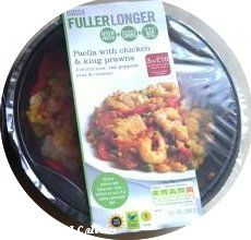 M Fuller Longer Paella With Chicken & King Prawns