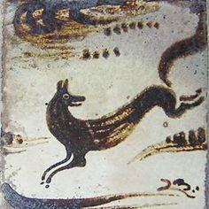Ceramike - British Studio Pottery - Bernard Leach Tiles
