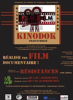 """Atelier """"Réalise ton 1film documentaire, à Foix"""
