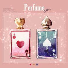 Cute Pastel Wallpaper, Kawaii Wallpaper, Japon Illustration, Cute Illustration, Kawaii Drawings, Cute Drawings, Aesthetic Art, Aesthetic Pictures, Perfume