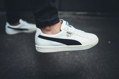 "PUMA : Clyde / limited ""HOME AND AWAY PACK"""