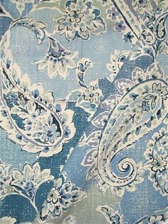 Cotton Duck Contemporary Floral Print-Gray Multi Drapery Upholstery Fabric 7 oz