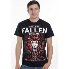 For The Fallen Dreams - Reach Down - T-Shirt Merch Store - Impericon.com UK