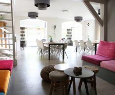 Groepsaccommodatie voor 20 personen in De Lutte voor familieweekend | 10 slaapkamers | rolstoeltoegankelijk | bekijk direct de prijzen en beschikbaarheid