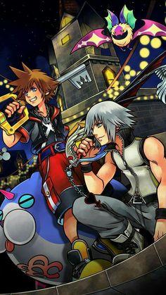 Kingdom Hearts DDD #kingdomhearts
