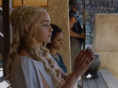 24 hours ahead of the premiere of Game of Thrones Season 5 the first four episodes leaked online. This is not the typical piracy HBO has faced with GoT so far. This is a single leaker. Will HBO involve the FBI in going after the leaker? Deanerys Targaryen, Khaleesi, Daenerys, Innocence Lost, Crazy Games, The Light Is Coming, Game Of Thrones Fans, Mother Of Dragons, Emilia Clarke
