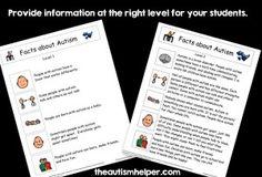 Autism Awareness Unit - Help Raise Understanding and Knowledge!