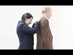 """For """"512 Hours"""" Marina Abramović performed at the Serpentine Gallery, London from 10am to 6pm, six days a week for 64 days. Excerpt from """"Artist Talk: Marina..."""