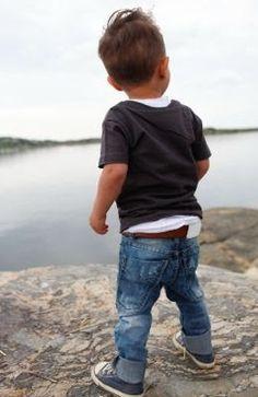 The Danielsons: Little Boy Fashion