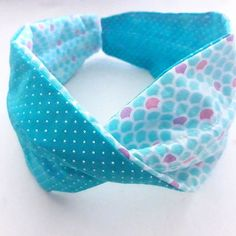 Sewing Hacks, Sewing Tutorials, Sewing Crafts, Sewing Projects, Sewing Patterns, Sewing Headbands, Fabric Headbands, Cute Headbands, Headband Tutorial