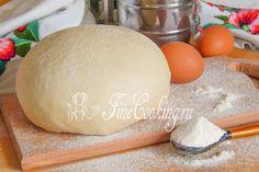 Дрожжевое тесто холодным способом