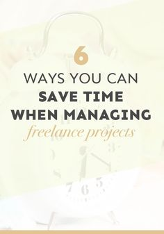 managing freelance projects