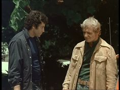 """Starsky And Hutch season one """"You want to drive my car?"""" - Starsky"""