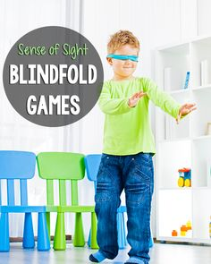 These blindfold games will help your students explore the sense of sight while learning about the five senses. These activities help children understand their sense of sight is important, and what it's like without seeing. Check out more of my Five Senses activities here. How to make Blindfolds An easy way to make blindfolds is with stretchy knit fabric (like …