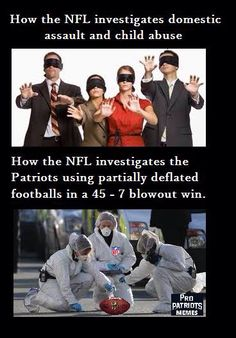 NFL...made me laugh and roll my eyes!