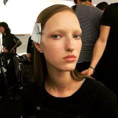 My makeup 💄@ostliza 😘❤️ Backstage show Tod's @tods  #milano #fashionweek #inglot @inglotrussia  #mywork  #mua #make #makeup #makeupartist #nikakislyak #макияж #косметика #визажист #никакисляк #inglotrussia #inglotmuaawards2016