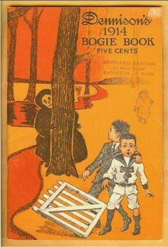 Dennison's Bogie Book from 1914.