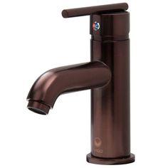 Vigo VG01038 Setai Single Handle Bathroom Faucet