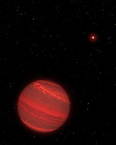 Astronomers using NASA's Hubble Space Telescope have measured the rotation rate of an extreme exoplanet by observing the varied brightness in its atmosphere. This is the first measurement of the rotation of a massive exoplanet using direct imaging.