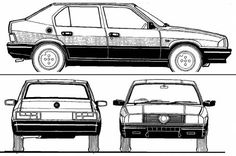 Alfa Romeo, Boxer, Passion, Cars, Design, Profile, Automobile, Boxer Pants, Vehicles