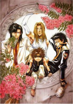 最游记外传 特别篇 (Saiyuki Requiem Special)