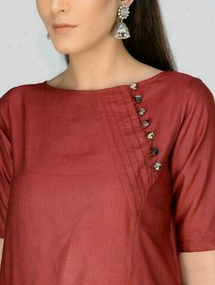 Style Heave: Neck Design For Women Charmed Dress Up Neck Designs For Suits, Neckline Designs, Designs For Dresses, Dress Neck Designs, Sleeve Designs, Blouse Designs, Salwar Designs, Kurti Designs Party Wear, Kurta Designs Women