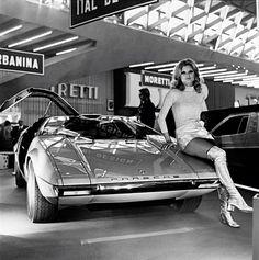 Volkswagen Porsche Tapiro by Giugiaro - 1970