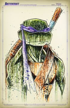 TMNT Saucy Donny by RobDuenas on deviantART