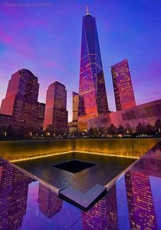 One World Trade Center Memorial / New York