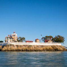 East Brother Light Station Bed & Breakfast - 7 Charming Lighthouse Inns - Coastal Living