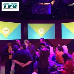 Motorola realizou em 28 de Junho evento para contar novidades sobre seus produtos #AOVIVO #ONLINE #TVQ #TRANSMISSÃO